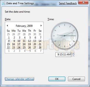 Configurar El Windows De 7 Reloj uPiTOkXZ