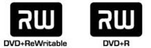 Tipos De DVD R_rw_logo