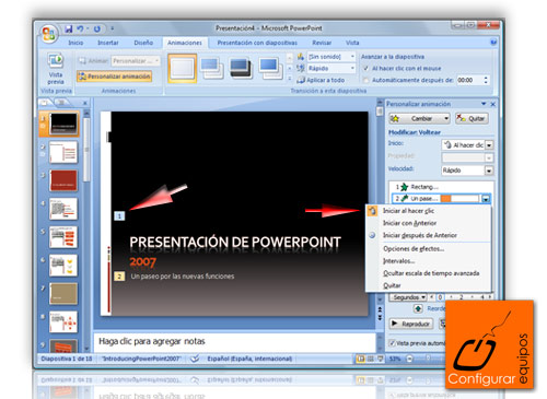 animar diapositivas powerpoint 3