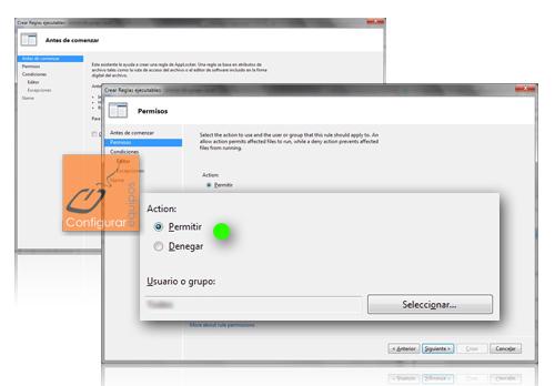 applocker bloquear programas windows 7 2
