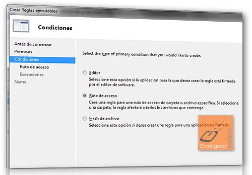 applocker bloquear programas windows 7 3
