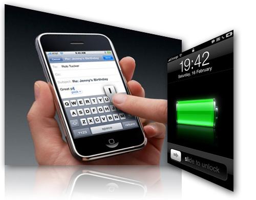 aumentar duracion bateria telefono tactil 3
