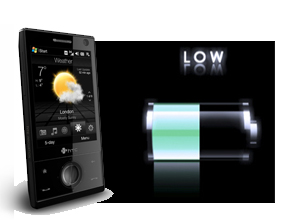 aumentar duracion bateria telefono tactil 5