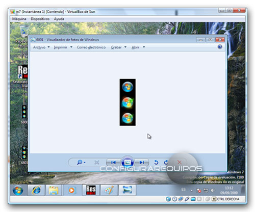 cambiar boton inicio windows 7 1