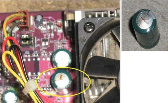 cambiar condensadores