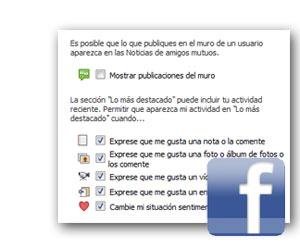 configurar privacidad datos facebook 4