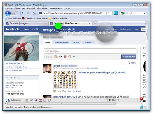 eliminar amigos facebook 1