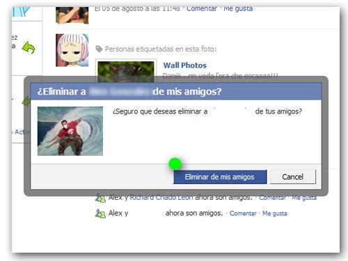 eliminar amigos facebook 4