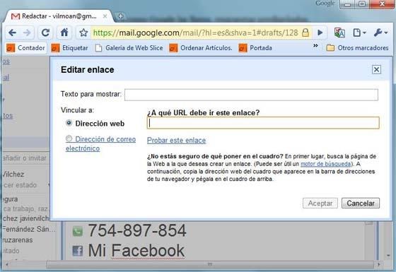 firma digital imagenes correo gmail 2