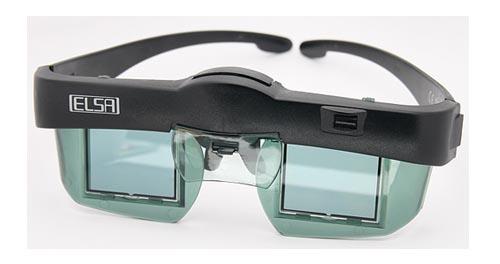 gafas elsa 3d