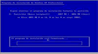 Aprende a Formatear la PC e instalar Windows XP
