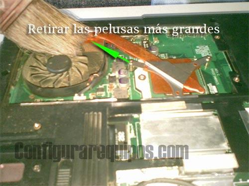 limpiar ventilador portatil 4
