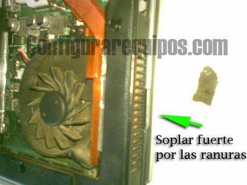 limpiar ventilador portatil 5