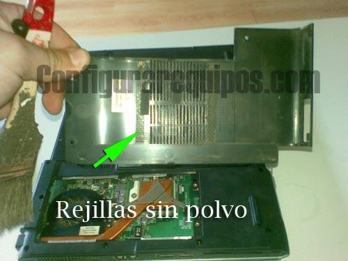 limpiar ventilador portatil 6