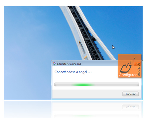 configurar red inalambrica windows 7 2