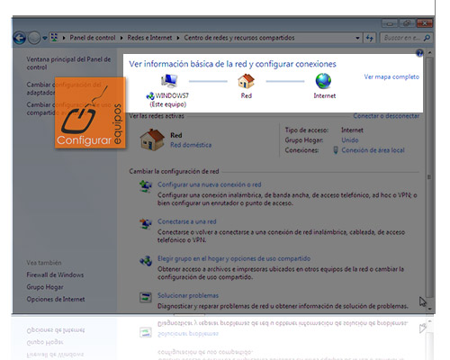 configurar red inalambrica windows 7 3