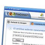 Imagen de 1-2-3FileConvert 5.0