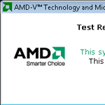 Imagen de AMD-V Technology and Microsoft Hyper-V Compatibili
