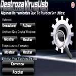 Imagen de DestrozaVirusUsb Antivirus 2.0.1.0