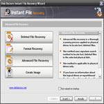 Imagen de Disk Doctors Instant File Recovery 1.0.1