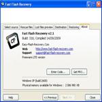 Imagen de Fast Flash Recovery 2.1