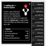 Imagen de FileInspect Sidebar Gadget 0.9 Beta