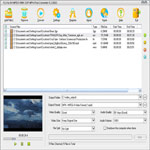 Imagen de FLV to AVI MPEG WMV 3GP MP4 iPod Converter 5.2.060