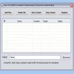 Imagen de Lisasoft FLV to MOV Converter 5.0
