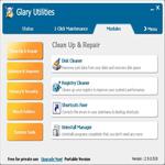 Imagen de Glary Utilities Portable 2.1.0.758