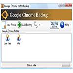 Imagen de Google Chrome Backup 1.8.0