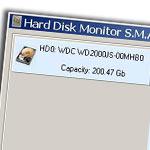 Imagen de Hard Disk Monitor 2.0