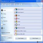 Imagen de History Killer Pro 5.0.1