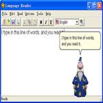 Imagen de Language Reader 2.01