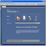 Imagen de Microsoft Visual Studio 2010