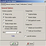 Ver imágenes de Ming Bandwidth Monitor 1.6