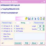 Imagen de Passwords Active 1.3