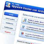 Ver im�genes de PC Tools Spyware Doctor con Antivirus 2010