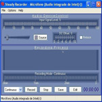 Ver im�genes de Steady Recorder 2.6