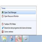 Imagen de Taskbar Meters 1.1
