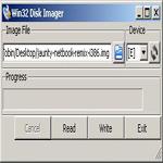 Imagen de Win32 Disk Imager